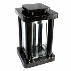 Hochwertige Grablampe Monument aus echtem Granit...