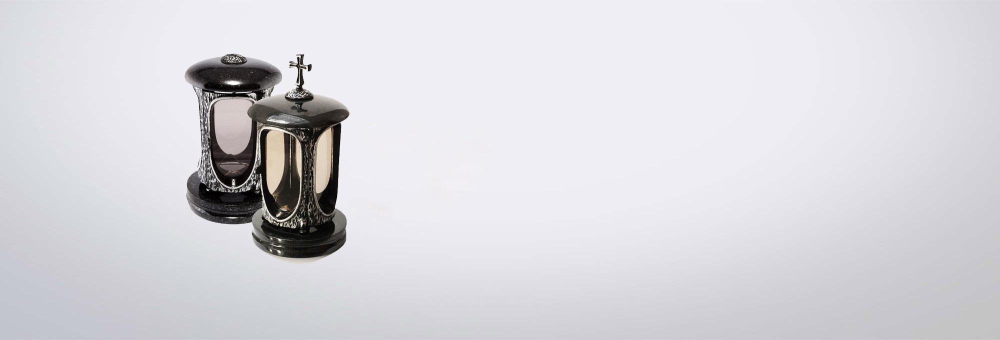 Edler Grabschmuck aus Granit
